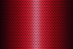Metal Plate Covered with Lines of Circular Holes. 3d Rendering. Metal Plate Covered with Lines of Circular Holes extreme closeup. 3d Rendering Stock Images
