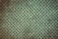 Metal plate grunge background 1 Royalty Free Stock Photos