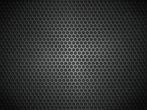 Metal plate. Hi gh resolution metal plate background texture with holes Royalty Free Stock Photography