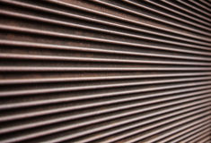 Metal plate lines background Royalty Free Stock Photos