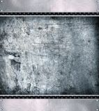 Metal plate steel background. Hi res Stock Photography