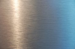 Metal plate texture Stock Photography