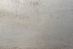 Metal plate texture, clean metal plate. Space for text Stock Photos