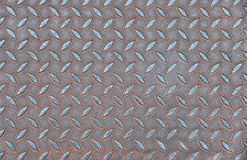 Metal plate texture,Stainless grunge diamond metal background royalty free stock image