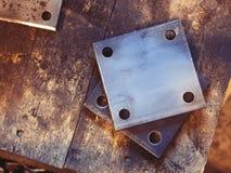 Free Metal Plates Stock Image - 23352501