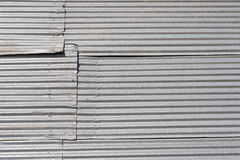Metal plates Royalty Free Stock Photography