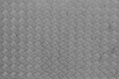 Metal podłoga tło Fotografia Stock