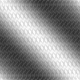 Metal podłoga tło Obrazy Stock