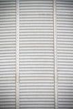 Metal polvoriento, los paneles de la industria. Imágenes de archivo libres de regalías