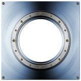 Metal Porthole Stock Photography