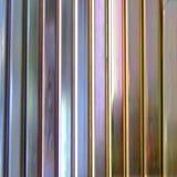 Metal postes Imagen de archivo libre de regalías