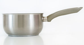 Metal pot Royalty Free Stock Photo
