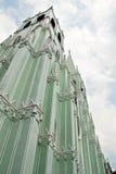 Metal Prefabricated Church Stock Photography