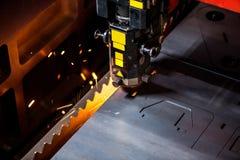 Metal processing royalty free stock image