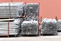 Metal products Stock Image
