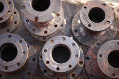 Metal products Royalty Free Stock Photography