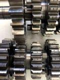 Metal przekładni maszyna Zdjęcie Royalty Free