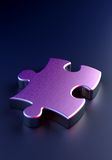 Metal Puzzle Stock Images