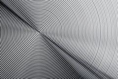 Metal röra sig i spiral Royaltyfria Bilder