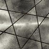Metal rústico da ruptura Imagens de Stock
