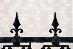 Metal railing Stock Photos