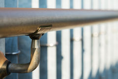 Metal Railing Royalty Free Stock Images