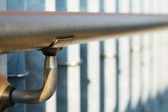 Metal Railing Royalty Free Stock Images