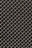 Metal Rasterfeld lizenzfreie stockfotografie