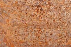 metal rdzewiejący Zdjęcia Stock