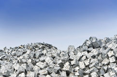 Metal Recycling Scarp Royalty Free Stock Photography