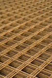 Metal reinforcement Stock Images