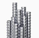 Metal reinforcements Royalty Free Stock Image