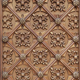 Metal relief Royalty Free Stock Photo