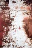 Metal revestido Fundo decorativo do metal velho, corrosão inclinada foto de stock royalty free