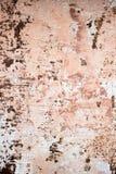Metal revestido Fundo decorativo do metal velho, corrosão inclinada fotografia de stock royalty free
