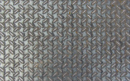 Metal rhombus shaped background and texture Stock Photo