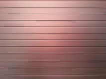 Metal Ribs. Metal ribbed texture in a maroon colored hue Royalty Free Stock Photo