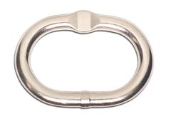 Metal ring Stock Image