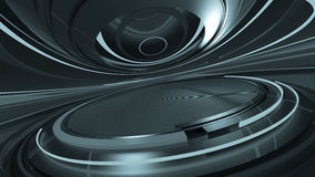 Metal Ringe Lizenzfreies Stockfoto