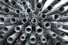 Metal Rohre Stockfotografie