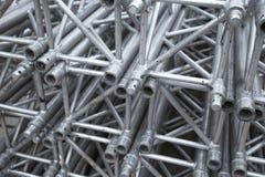 Metal Rohre Lizenzfreie Stockfotos