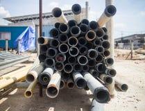 Metal Rohre Lizenzfreies Stockfoto