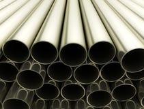 Metal Rohre lizenzfreie abbildung