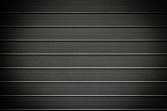 Metal rolkowa żaluzja obraz stock