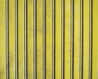Metal roller shutter use as background. Or textures Royalty Free Stock Photography
