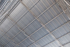 Metal roof Royalty Free Stock Photos