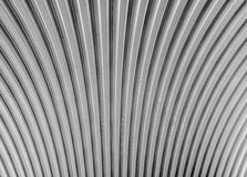 Metal roof pattern background Royalty Free Stock Photos