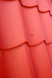 Metal roofing Royalty Free Stock Photo