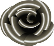 Metal Rose Stockbilder