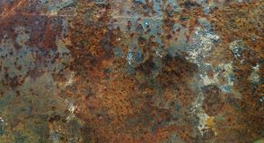Metal rus. T background,texture,wallpaper Royalty Free Stock Photography